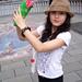 上海新天地 3D涂鸦