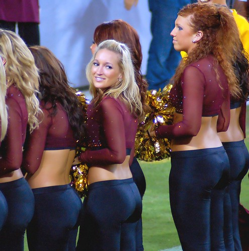 Asu cheerleaders the dirty