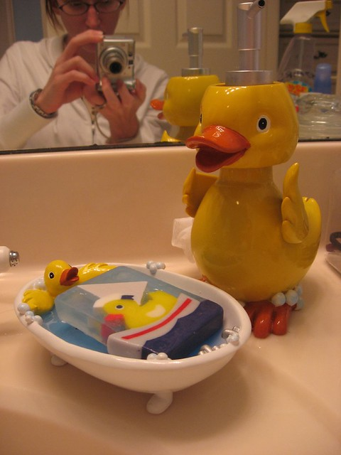 Rubber Ducks! | Rubber ducks seem to have taken over my bath… | Flickr