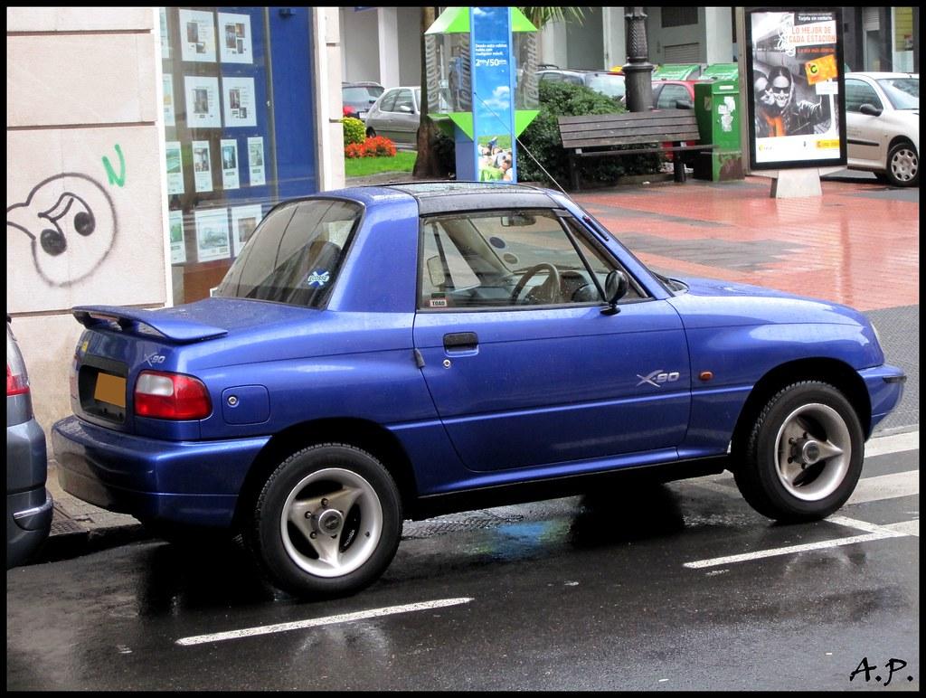 New Suzuki X