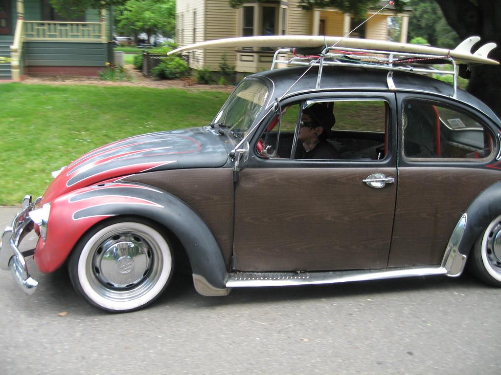 1967 VW Bug rat rod   Tom Donohue   Flickr