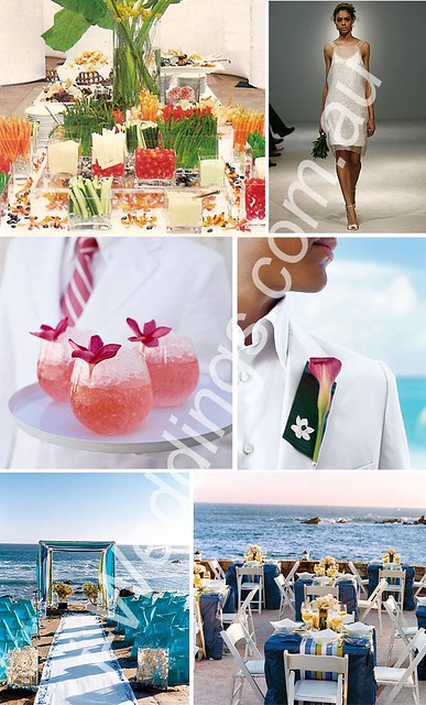 beach themed wedding decorations ilovethese ideas for a themed wedding i weddings 1558