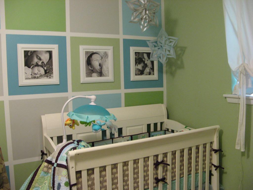 Kinderzimmer Baby
