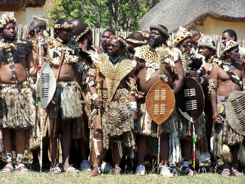 The Kings Men At Zulu Reed Dance Some Of The King S Men