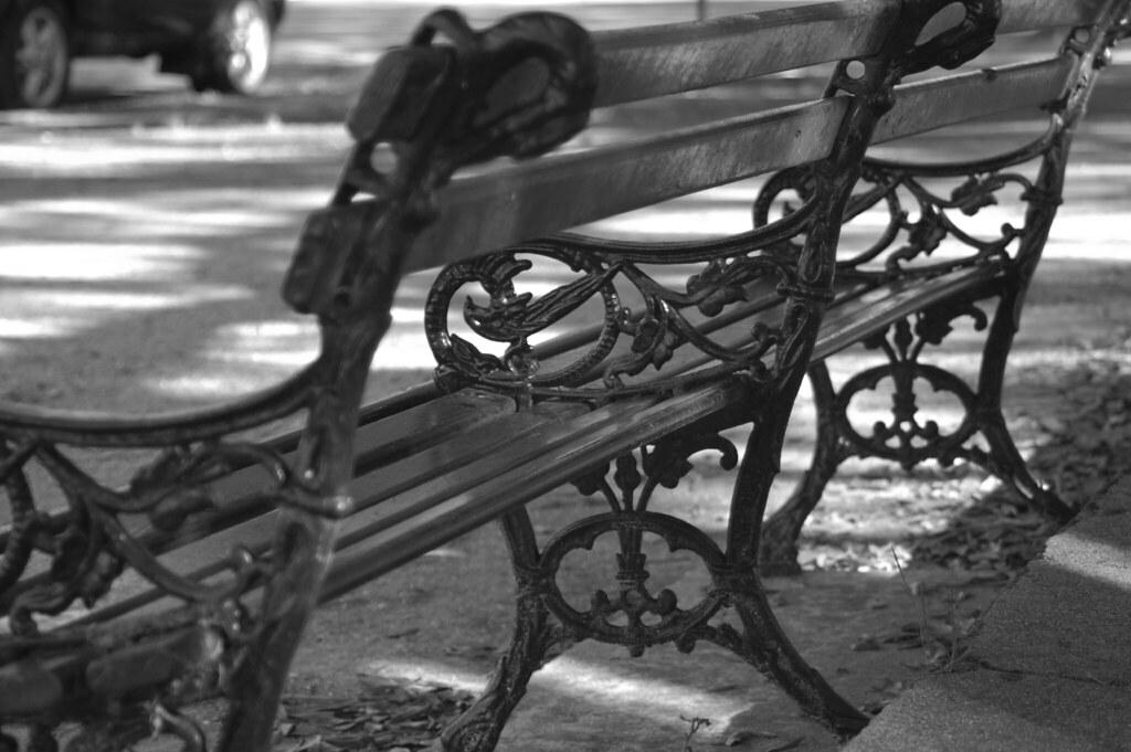 Charleston Park Bench Bench In Charleston Sc Flickr