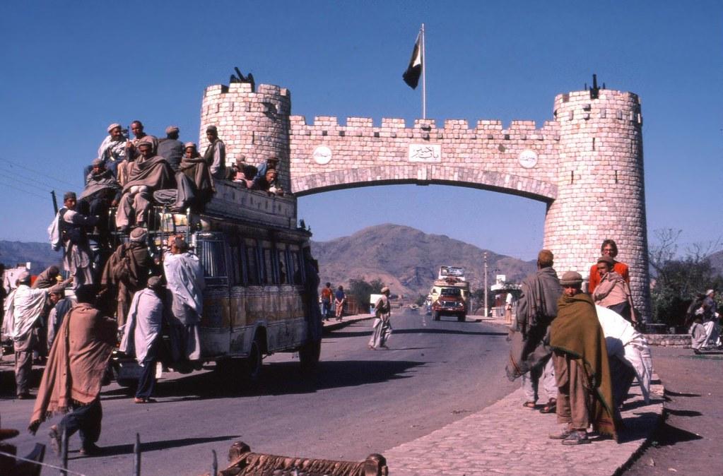 Jamrud Fort in Pakistan Pakistan Jamrud Fort