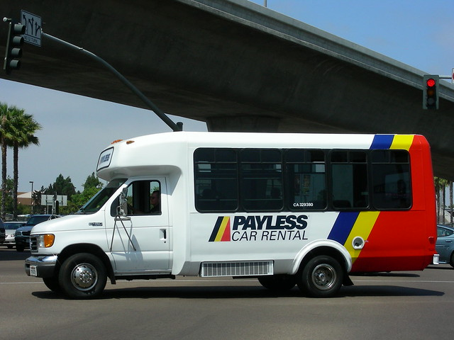 Payless Bus Flickr Photo Sharing