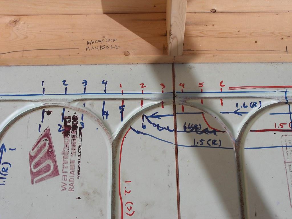 July 9 warmboard manifold detail july 9 warmboard for Warmboard manifold