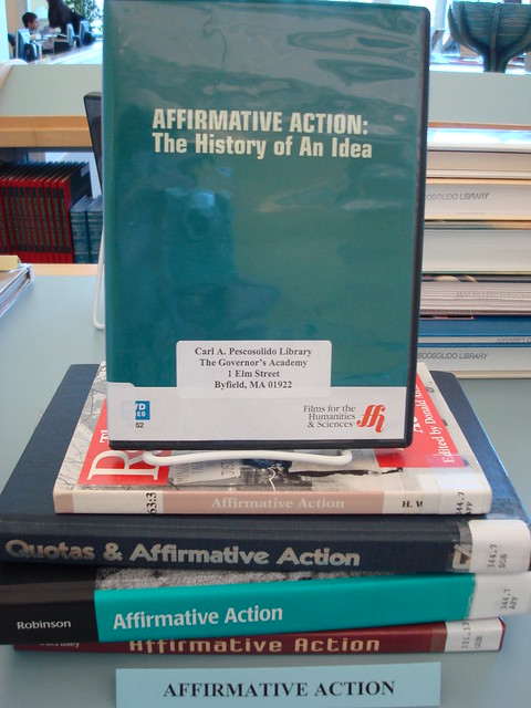 an overview of the affirmative action history The revised philadelphia plan,  ruth bader ginsburg, affirmative action as an international human rights dialogue: considered opinion, winter 2000.