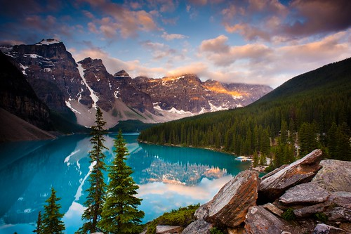 """Moraine Lake"" Photography ~ Private Photo Workshop ~ Landscape ~ Canada 