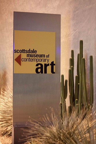 Scottsdale Museum of Contemporary Art | by Dru Bloomfield - At Home in Scottsdale