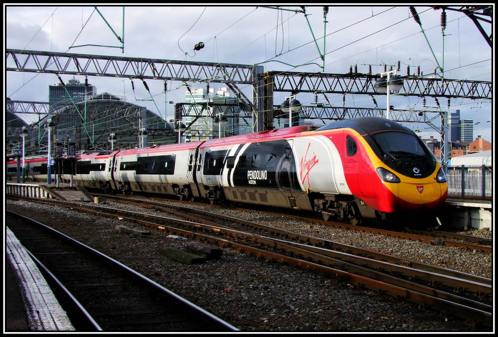 Find out all about us. Virgin Trains provides customers with fast, frequent passenger train services on the West Coast Main Line.