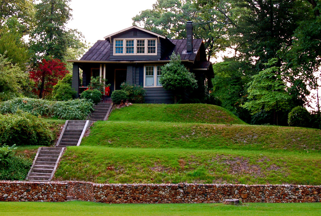 Government road bungalow on a hill with an immaculately for My dream house photo gallery