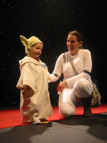 Costume Pageant Little Yoda 2 | by The Official Star Wars