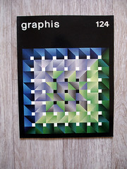 Graphis 124 –– 1966 | by insect54