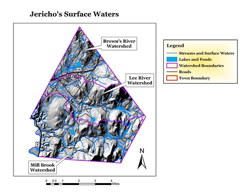 Jericho's Surface Waters | by placeuvm