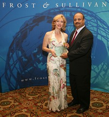 Frost & Sullivan Awards Honored Companies for Industry Growth Excellence