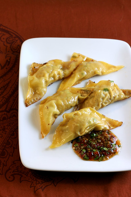 Chicken Pot Stickers | Recipe Here | Emily Carlin | Flickr