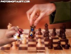 ... and the winner is... ? - in chess move photoshop contest | by pxleyes