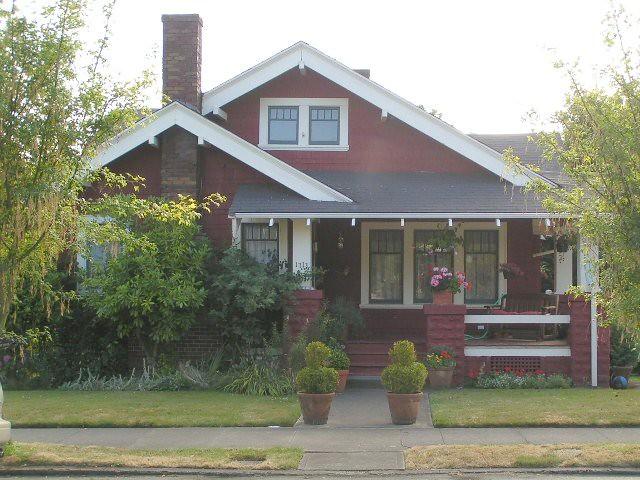 Unidentified Kit House Se Portland Mt Tabor Neighborhood