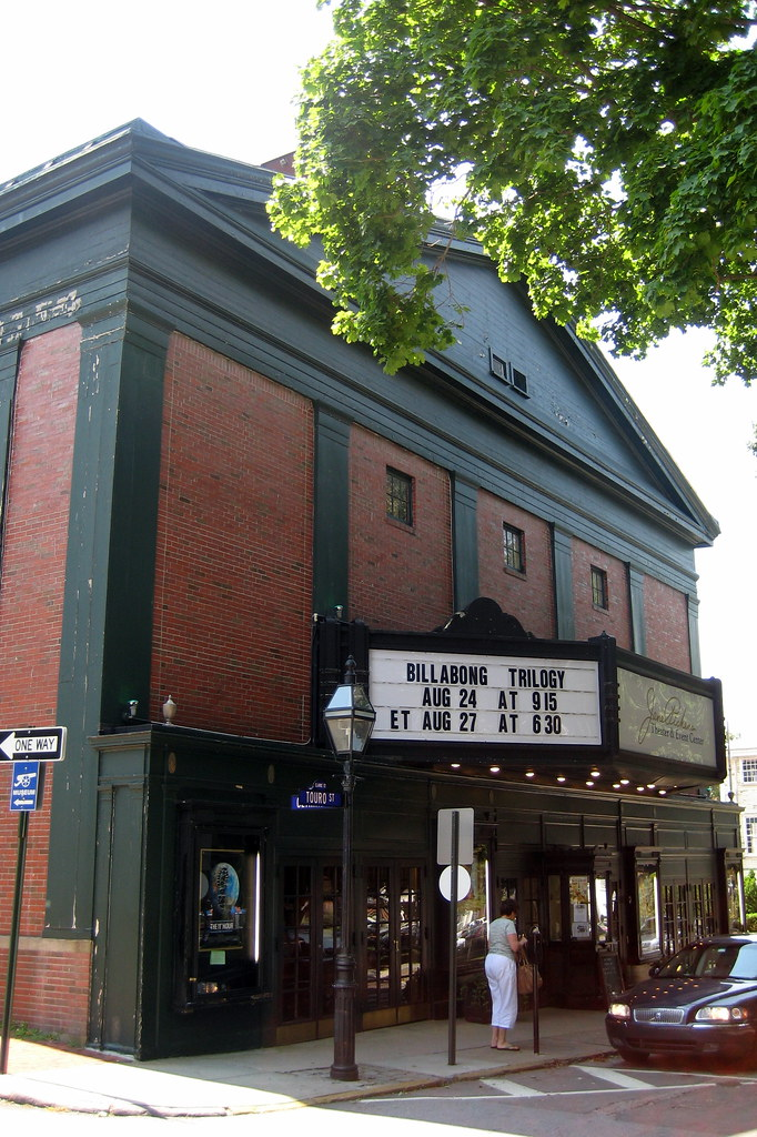 St George Theater Staten Island