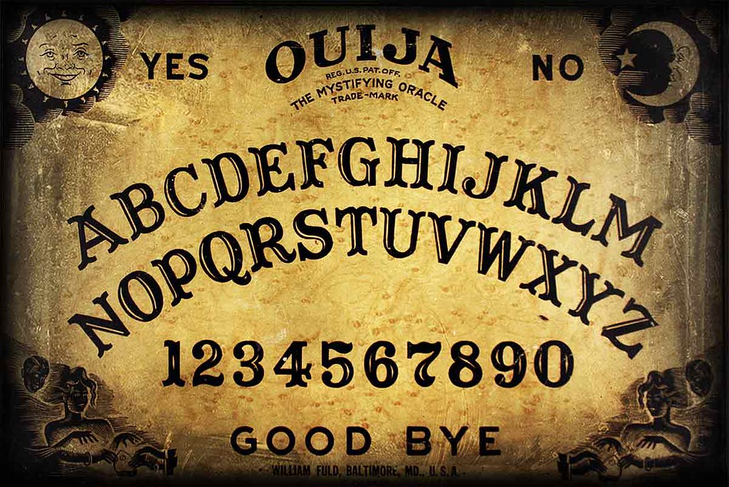 how to play ouija board safely