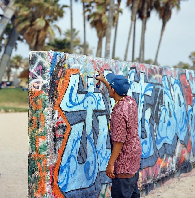 venice art walls. venice, ca. 2007. | so...instead of buying… | Flickr