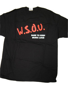 "The WSOU ""Dare"" Shirt (front) 