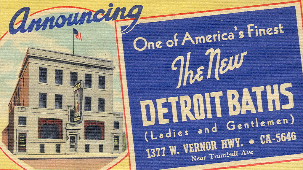 Bath house detroit mi great detroit bath house history 194 for Bath house michigan