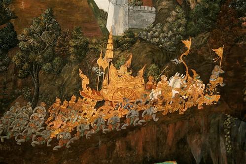 Rampaging towards Ravana!