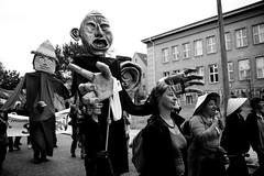 Anti-G8 Demonstrations (01) - 03Jun07, Rostock (Germany)