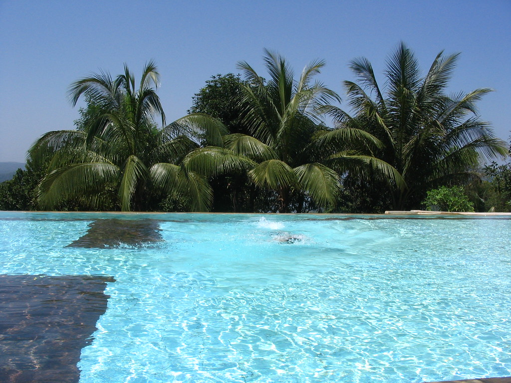 Swimming pool in riverview resort chiplun ankur p flickr - Riverview swimming pool pittsburgh pa ...