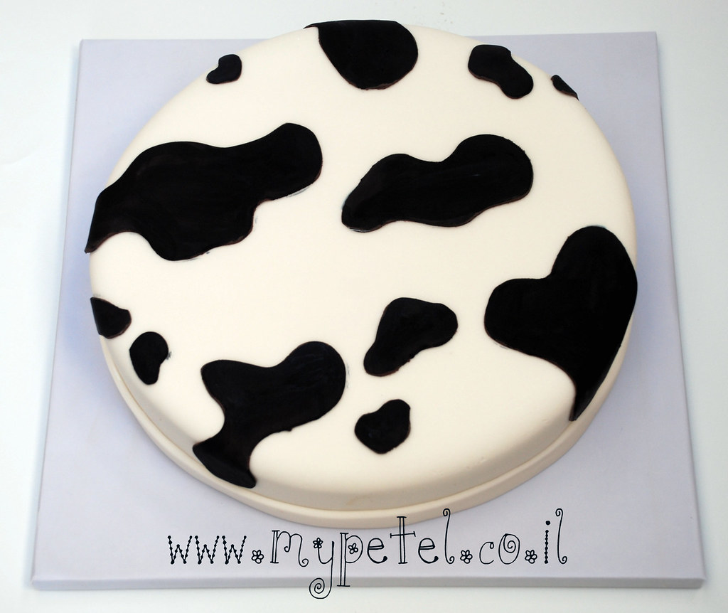 Easy Cow Cake Design : Cow Cake ~*~ ???? ??? A quick brief: Next week we ...