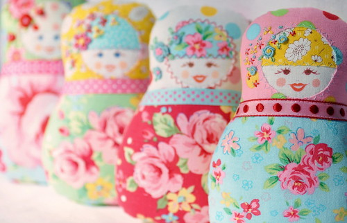 new dolls | by Ravenhill Designs
