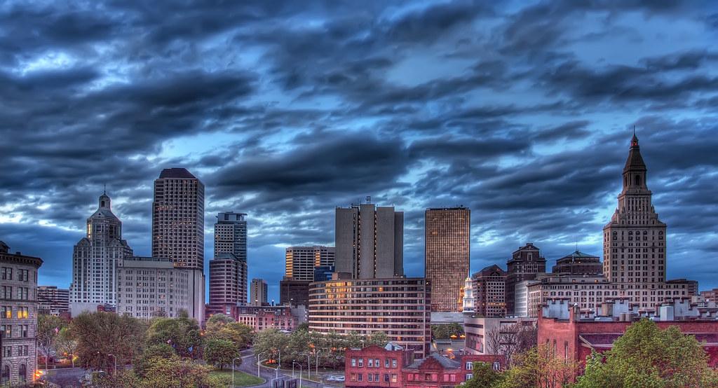 Hartford Skyline I Know Big Surprise Another Hartford