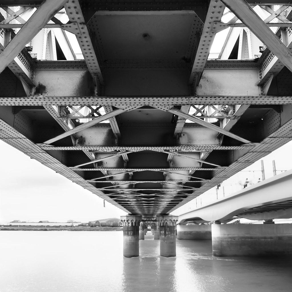 Pont eiffel ancien pont ferroviaire bordeaux j 39 aime pas t flickr - Pont ferroviaire de bordeaux ...