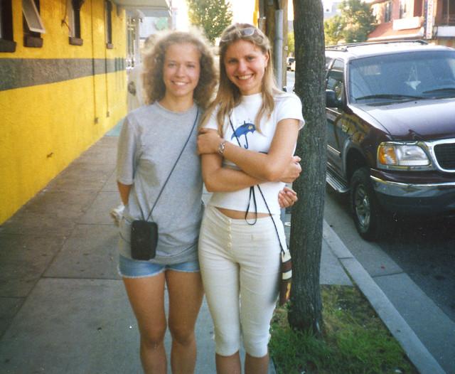 Summer 2003 Lithuanian Girls These Lithuanian Girls