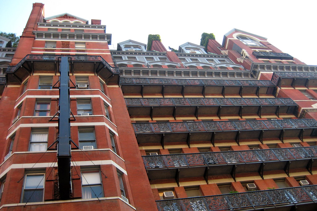 nyc chelsea hotel chelsea the hotel chelsea built in. Black Bedroom Furniture Sets. Home Design Ideas