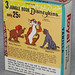 Royal Pudding Box, Disneykins Offer, 1967