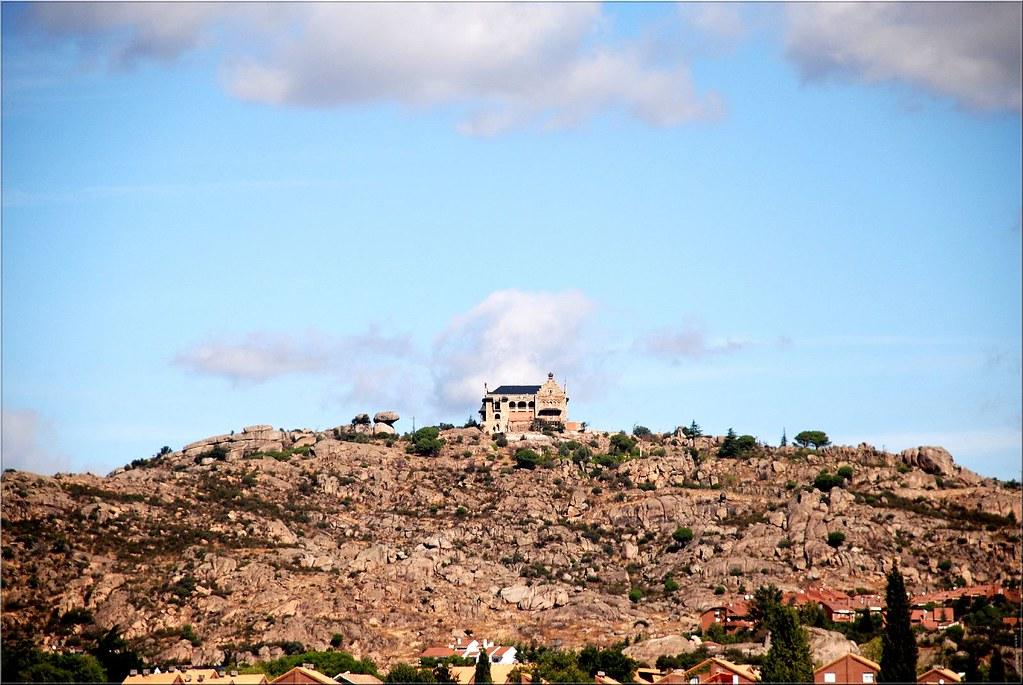 Casa palacio del canto del pico torrelodones madrid spa flickr - Casa de franco torrelodones ...