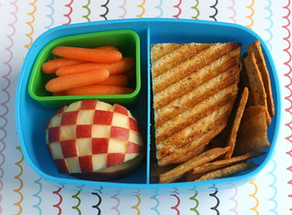 panini bento | by anotherlunch.com