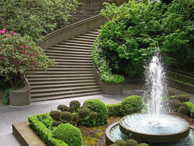 Secret Garden Downtown PortlandOregon USA Flickr