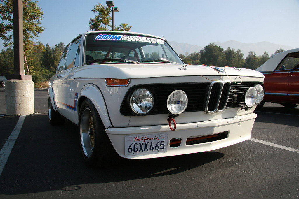 bmw 2002 tii turbo rally racer montrose california. Black Bedroom Furniture Sets. Home Design Ideas
