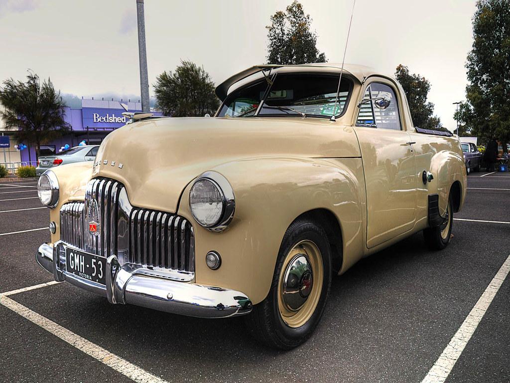 1950 Fx Holden Ute A Rare Fx Holden Ute 54 Ford