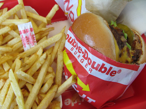Double-Double Animal Style + Fries | by Scott Beale