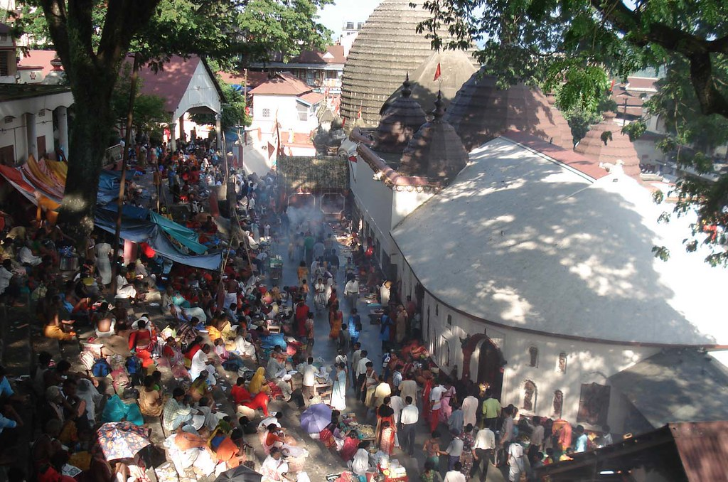 Ambubachi Mela Kamakhya temple Images, pics for Free Download