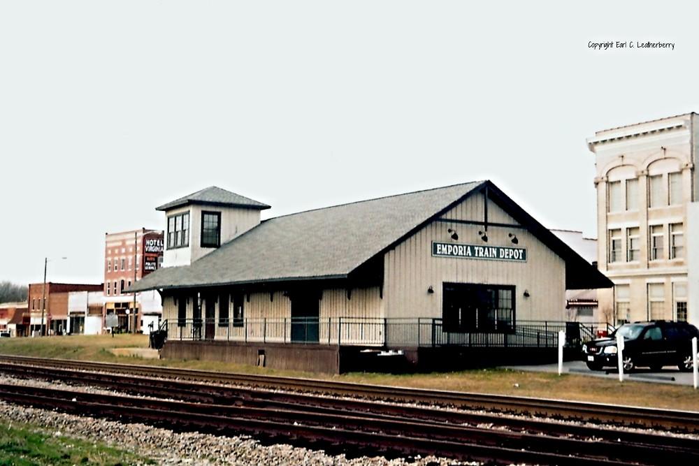 Atlantic Coast Line Railroad Petersburg And Danville Rai