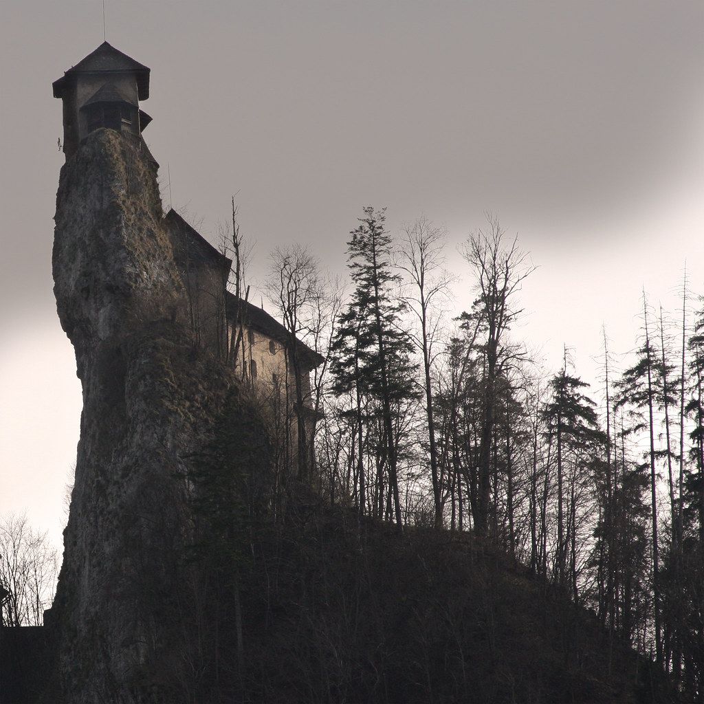 Rock_FIRST PAGE :) | Oravski Zamok - Castle near the ...