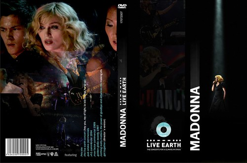 DVD LIVE EARTH | by marcosvlmoraes