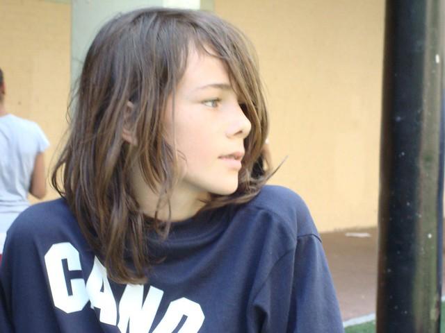 Daniel Thats A Boy His Hair Is Way Too Long L